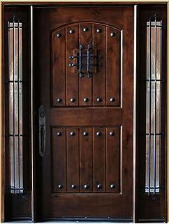 Exterior Mahagany Front Wood Entry Door M36 - - Amazon.com