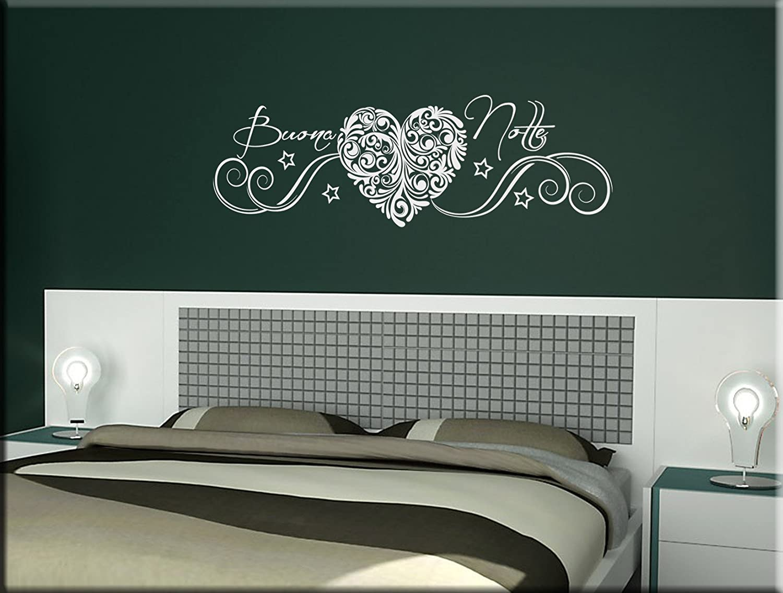 Stickers frasi camera da letto - Frasi spinte da dire a letto ...