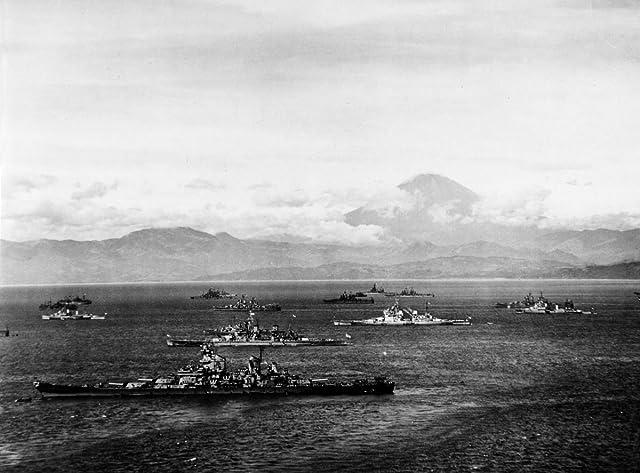 戦艦のベイSagami WWII、USS Missouri , USSコロラドHMS King George V 8