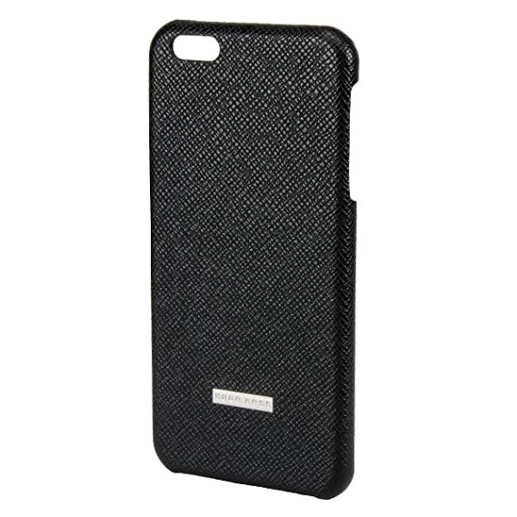separation shoes cc49e 4d8f4 Hugo Boss Signature iPhone 6 Plus Leather Case: Amazon.co.uk ...