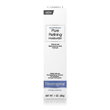 Neutrogena Pore Refining Moisturizer, 1 Oz DSE Albolene Moisturizing Cleanser, Unscented, 12 Fluid Ounce