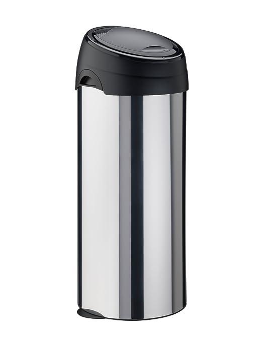 Amazon.com: Meliconi - Cubo de basura (acero inoxidable, 40 ...