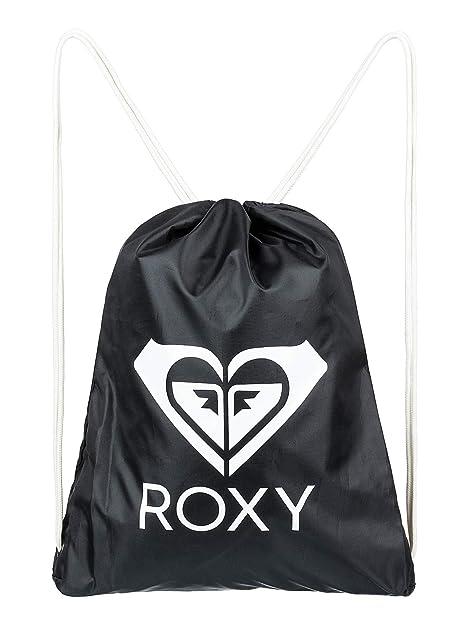 Roxy Light As A Feather Mochila Pequeña para Gym, Mujer, Negro (True Black