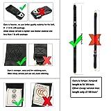 2 Point Adjustable Seat Safety Belt Harness Kit