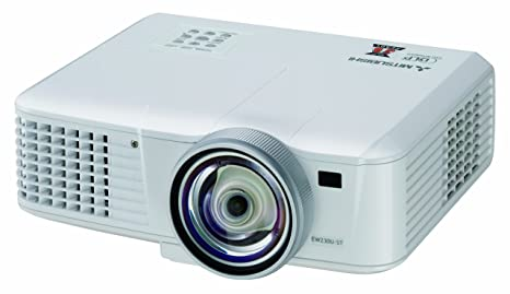 Amazon.com: MITSUBISHI EW230U-ST aula short-throw 3d hd ...