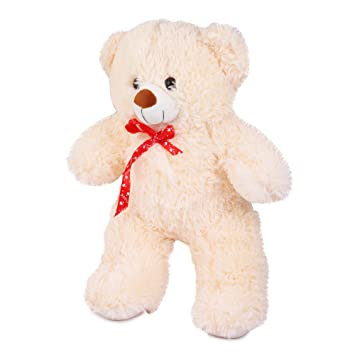 ac8801935a Buy Skylofts Imported 45cm Beige Teddy Bear Valentines Gift Birthday Gifts  for Girls Kids Teddy Bear Soft Toys Online at Low Prices in India -  Amazon.in