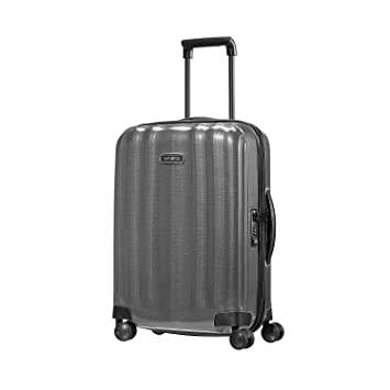Samsonite Lite-Cube DLX S Maleta con 4 ruedas gris oscuro: Amazon.es: Equipaje