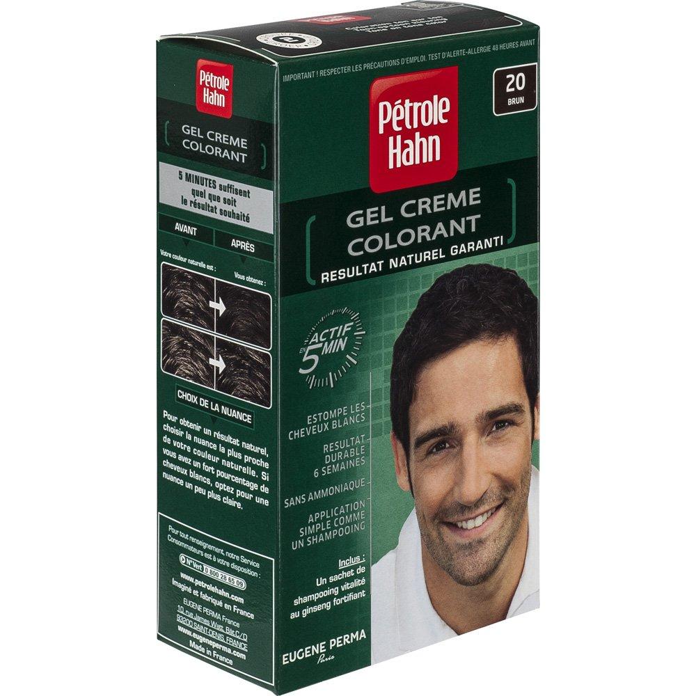 Couleur pour cheveux blanc sans ammoniaque