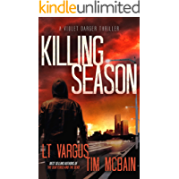 Killing Season: A Gripping Serial Killer Thriller (Violet Darger Book 2) book cover