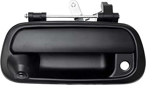 Master Tailgaters Replacement for Toyota Tundra 2000-2006 Tailgate Backup Reverse Handle with Camera Primed