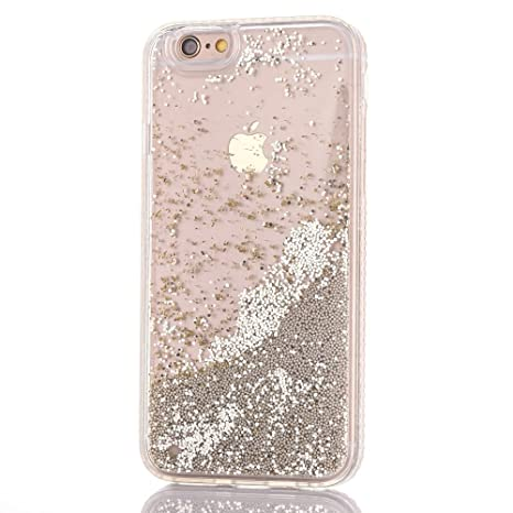 coque iphone 6 liquide sable mouvant