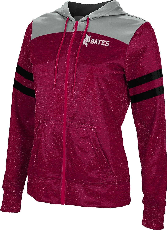 School Spirit Sweatshirt Gameday ProSphere Bates College Girls Zipper Hoodie