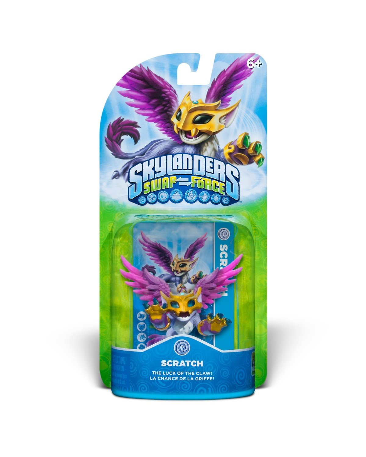Skylanders SWAP Force: Scratch Character by Activision (Image #2)