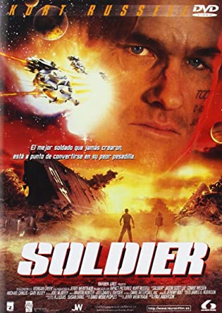 Soldier [DVD]: Amazon.es: Kurt Russell, Jason Scott Lee ...