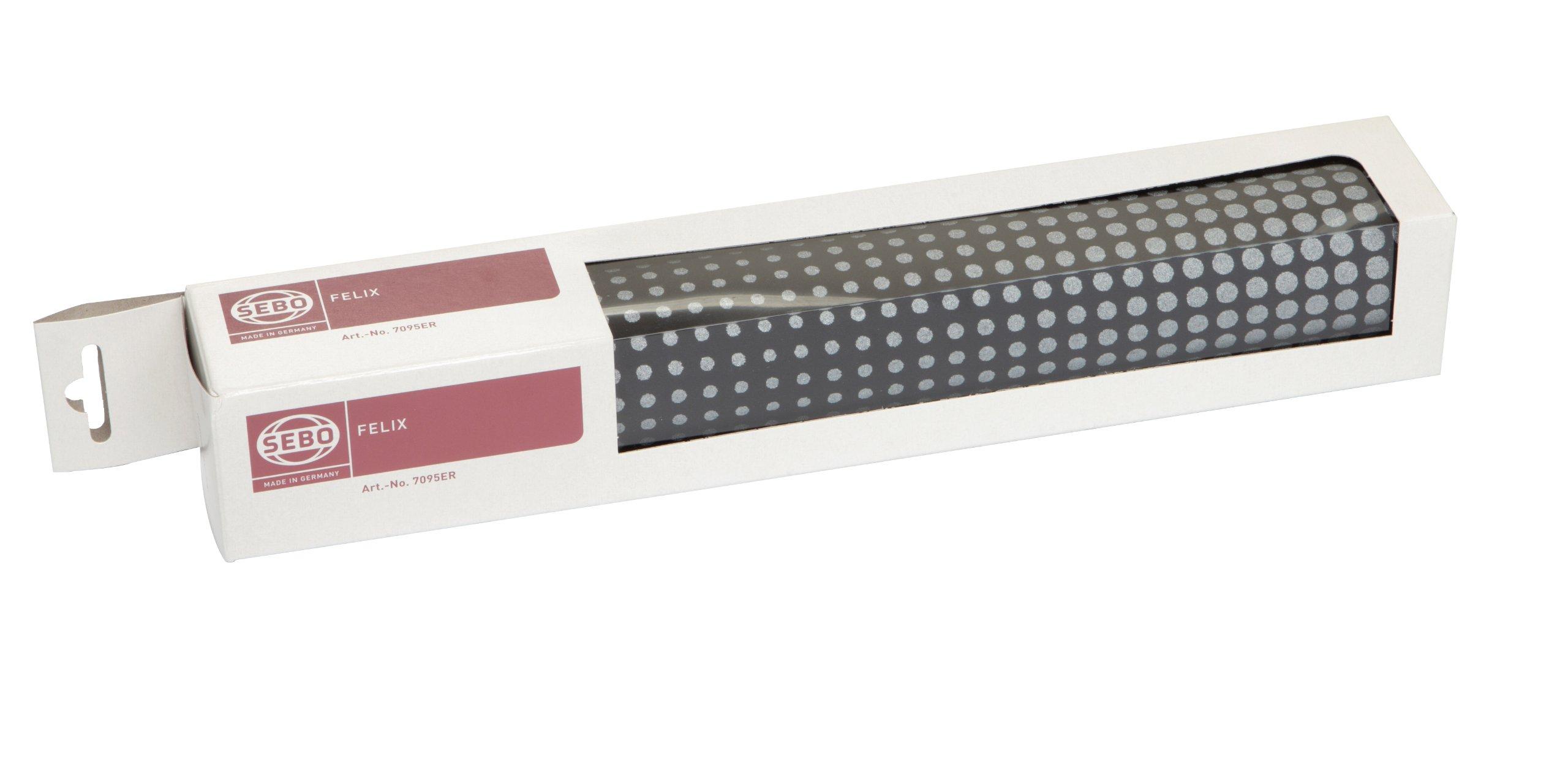 Sebo 7095ER01 Exhaust Filter Platinum for Felix Black by Sebo