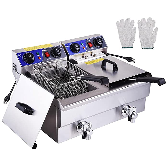 Top 9 Brentwood Deep Fryer Model Ts220