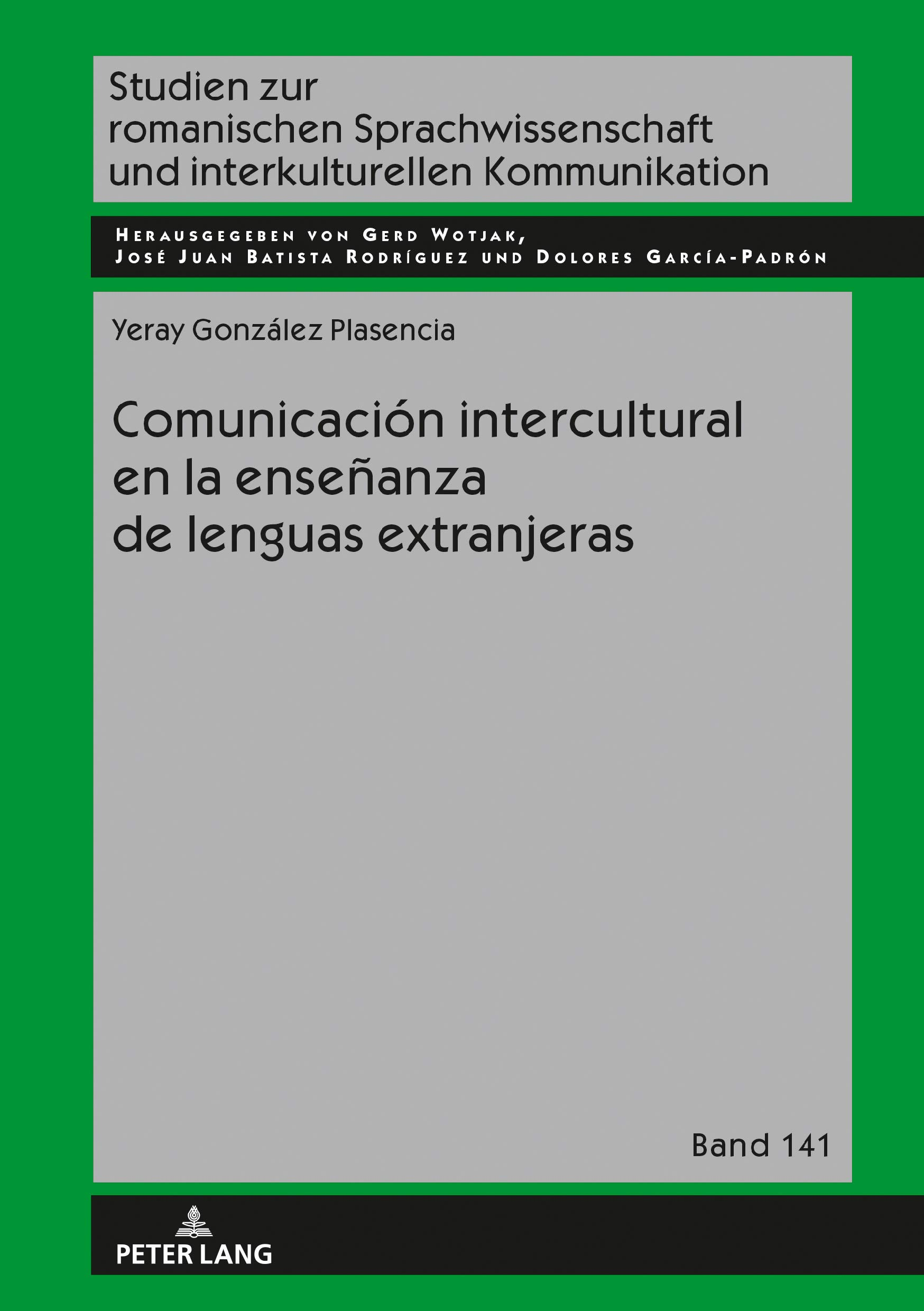 Comunicacion Intercultural En La Ensenanza de Lenguas ...