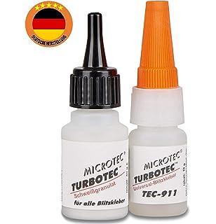 Bevorzugt Die Schweißnaht aus der Flasche by HG Power Glue   Profi-Kleber NM39