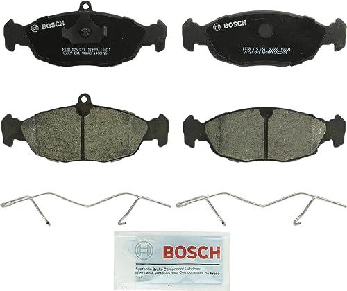 Bosch BC688 QuietCast Premium Ceramic Disc Brake Pad Set