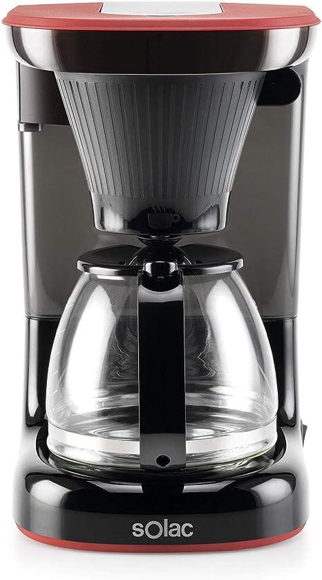 Solac CF4032 Stillo Drip - Cafetera de goteo. Uniform Drip ...