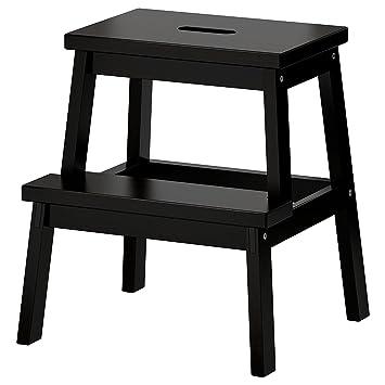 Tremendous Ikea Bekvam Step Stool Black Ncnpc Chair Design For Home Ncnpcorg