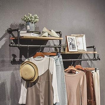 Amazon.com: YWYMJ - Perchero de pared para colgar abrigos ...
