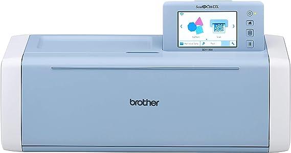 Brother Máquina de corte (Plóter de corte con escáner) SDX1200 ...