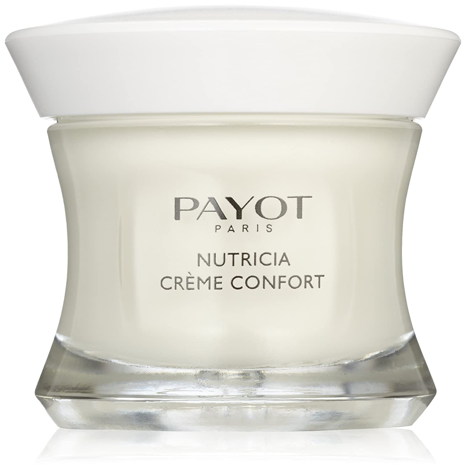 Payot - Nutricia Creme Confort Nourishing & Restructuring Cream - For Dry Skin -50ml/1.6oz TimeBalm Skincare Hazelnut Vitamin E Face Cream - 1.7 oz. by theBalm (pack of 4)