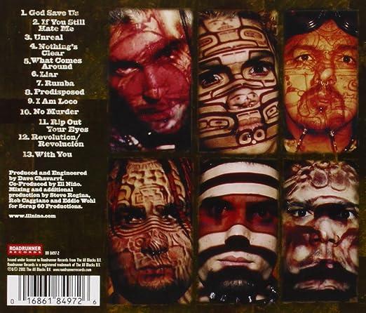 Revolution Revolucion - Ill Nino: Amazon.de: Musik