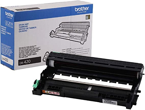 SuppliesOutlet Compatible Drum Unit Replacement for Brother DR420 to Use with HL-2275DW Black,1 Pack