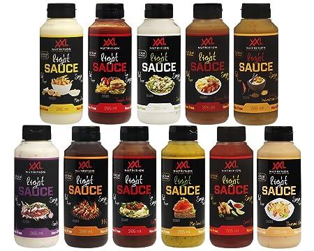 Light de sauce/0% salsas en 20 un buen gusto.: Amazon.es: Salud y cuidado personal
