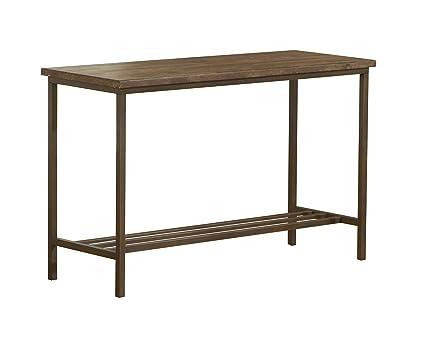 Amazon Com Broyhill Furniture Acoba Sofa Table Kitchen