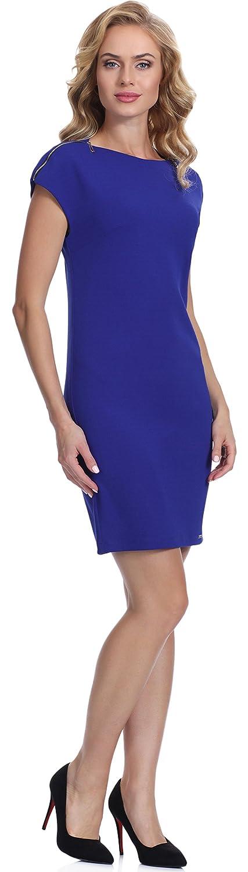 Bellivalini Damen Kleid Z373