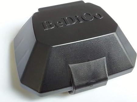 BeDiCo Yamaha Cubierta protectora para bicicleta el/éctrica 400//500 Wh, serie PW, por ejemplo, Haibike