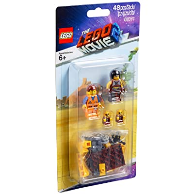 Lego Movie 2 Minifigure Pack 853865 Sewer Babies, Emmet and Sharkira 48 Pieces: Toys & Games