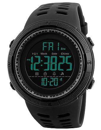 Uhren 2019 Luxus Männer Analog Digital Military Armee Sport Led Wasserdichte Armbanduhr Mode Lässig Elektronische Kleidung Uhr Uhren Herrenuhren