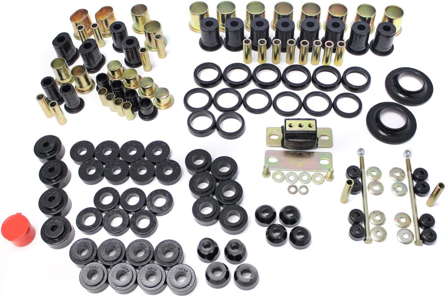 Energy Suspension 3.18113G CHEVELLE MASTER KIT