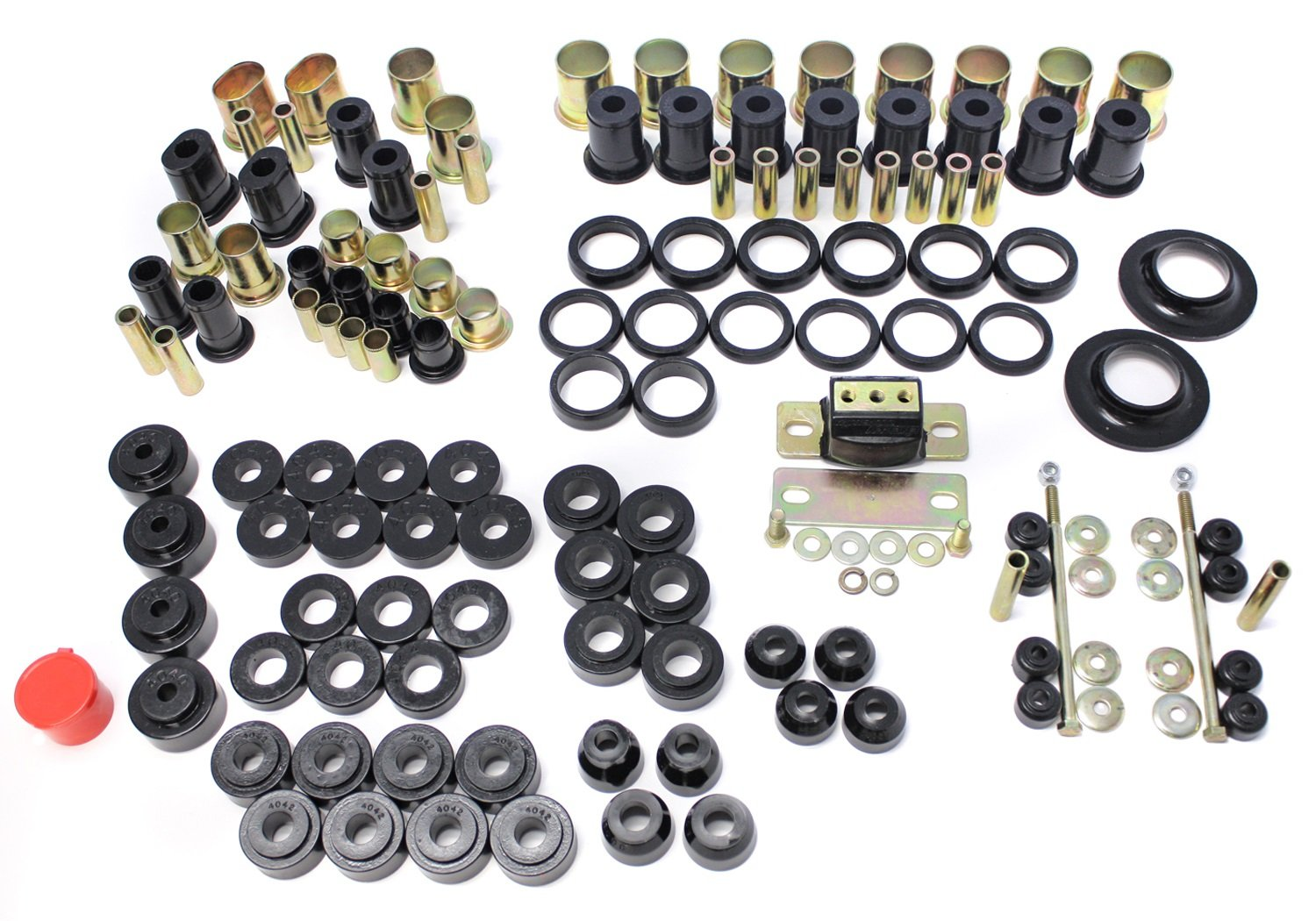 Energy Suspension 3.18113G Master Kit for Chevelle by Energy Suspension