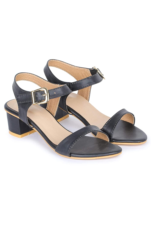 Collection Block Heel Sandals