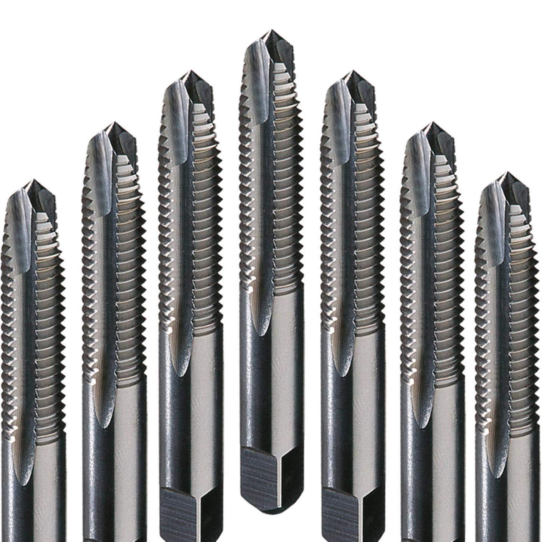 321-0-80 Champion Champion High Speed Steel Spiral PointGun Taps 12 PK