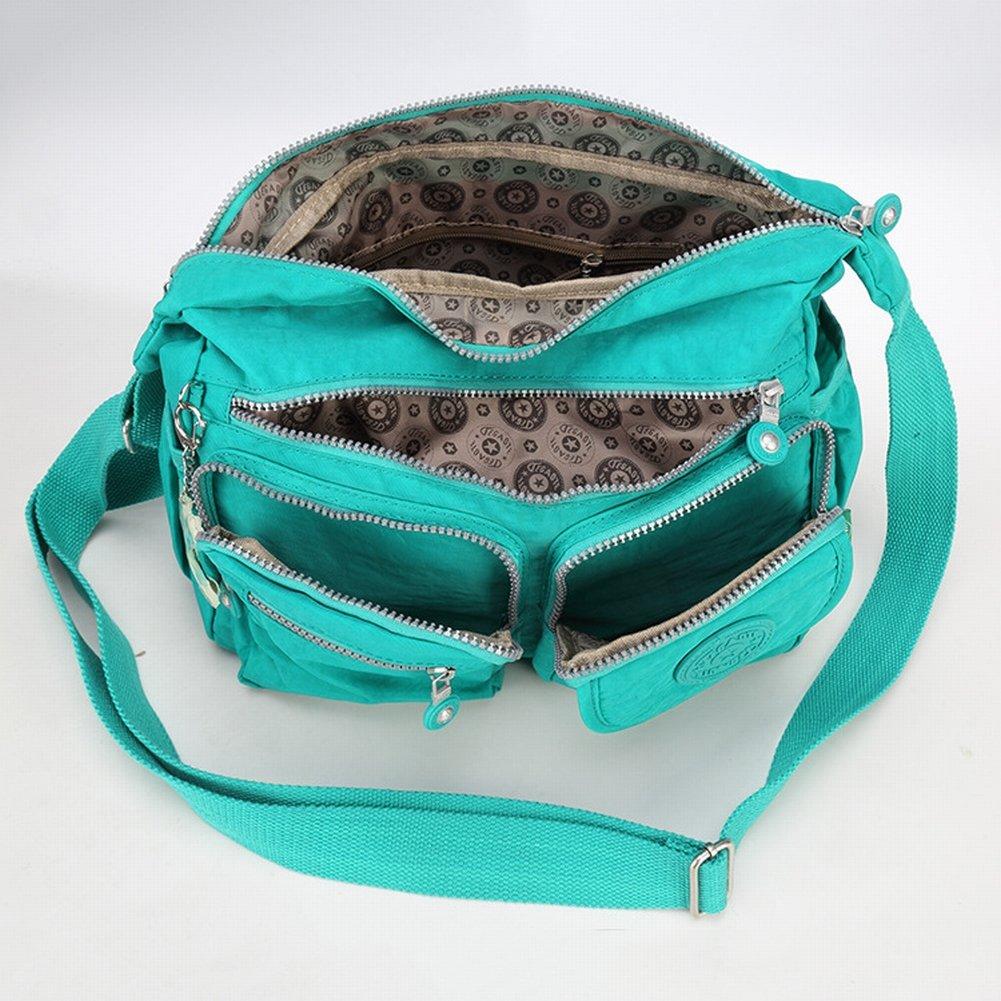 YTTY Borsa messenger ultra-leggero Ladies bag in il trend delle delle delle donne messenger bag, coffee | Bel Colore  | Liquidazione  a66243
