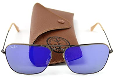 Amazon.com: Ray-Ban anteojos de sol RB3136 167/68 Caravana ...