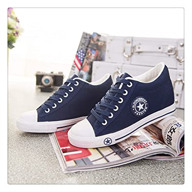 4d5c7b351 Wedges Canvas Shoes Women Sneakers Summer Casual Shoes Female Cute White  Sneakers Stars Zapatos Mujer Trainers