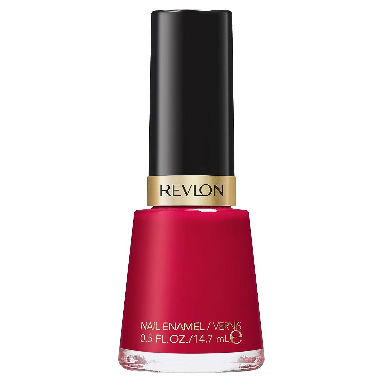 Amazon.com: Revlon Nail Enamel, Revlon Red: Beauty