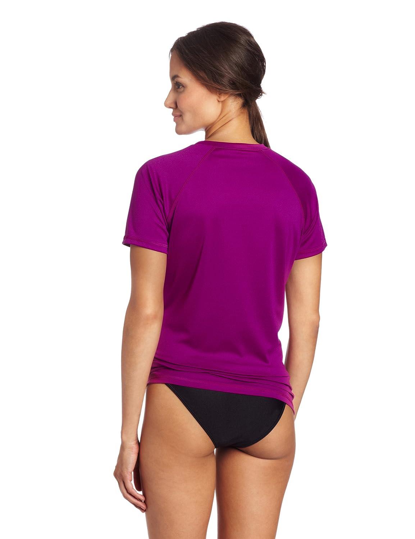 Rashguard Kanu Women/'s Swimwear 9198 Kanu Surf Womens Solid UPF 50