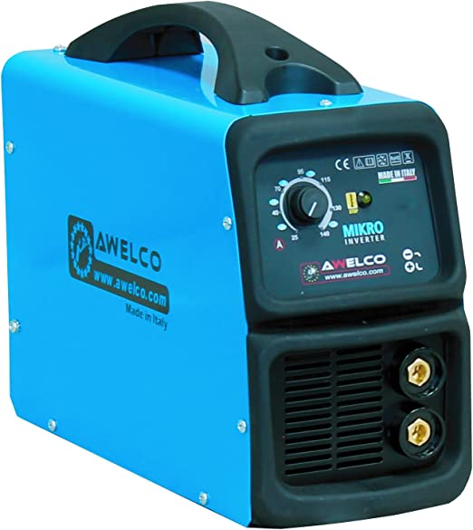 Soldador inverter Micro 184 Bag Awelco – 160 A