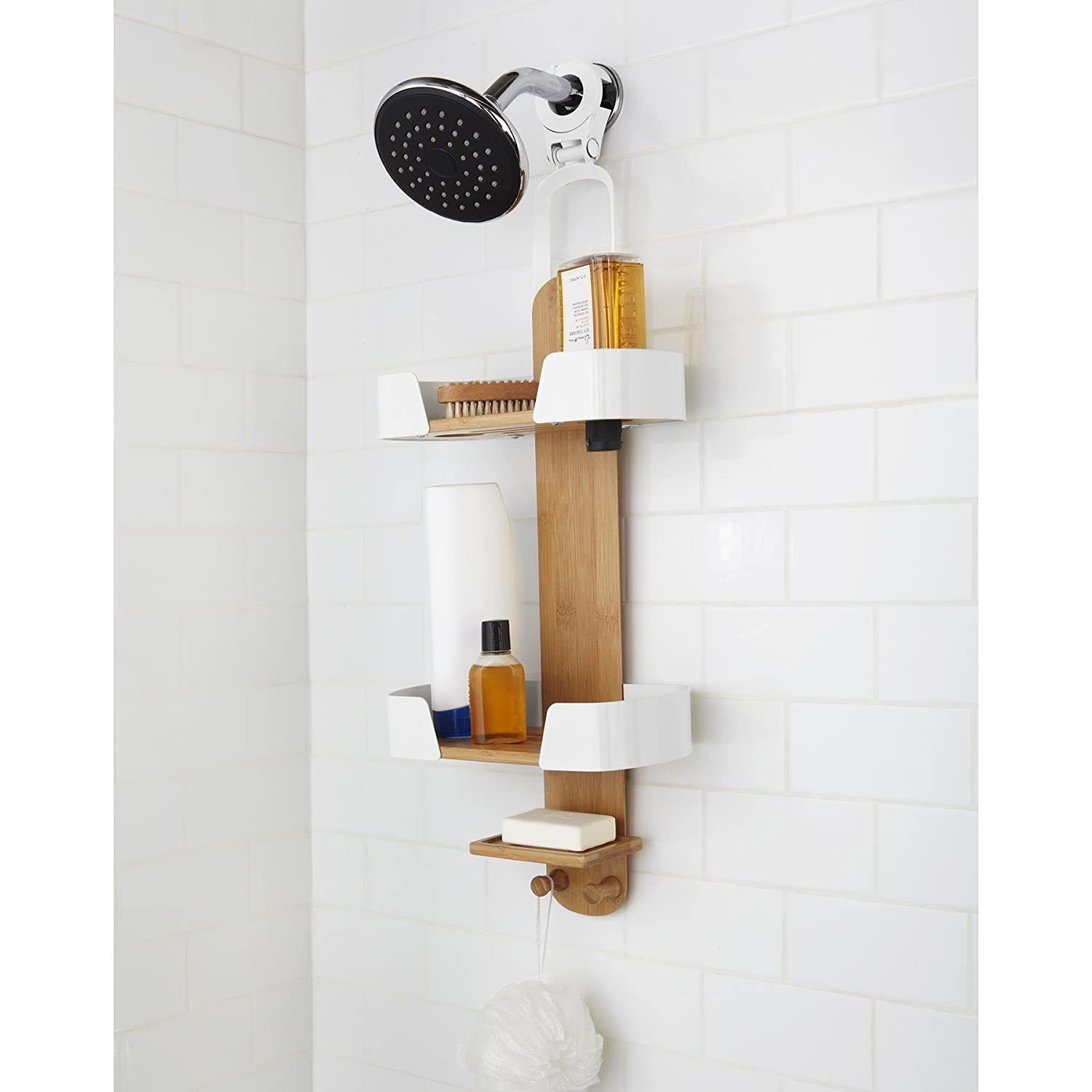 Amazon.com: Umbra Decker Shower Caddy: Home & Kitchen