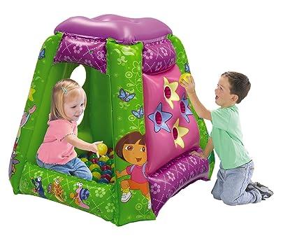 Nickelodeon Dora jardín de mariposas con 20 bolas: Amazon.com.mx ...