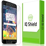 OnePlus 5 Screen Protector, IQ Shield LiQuidSkin Full Coverage Screen Protector for OnePlus 5 HD Clear Anti-Bubble Film