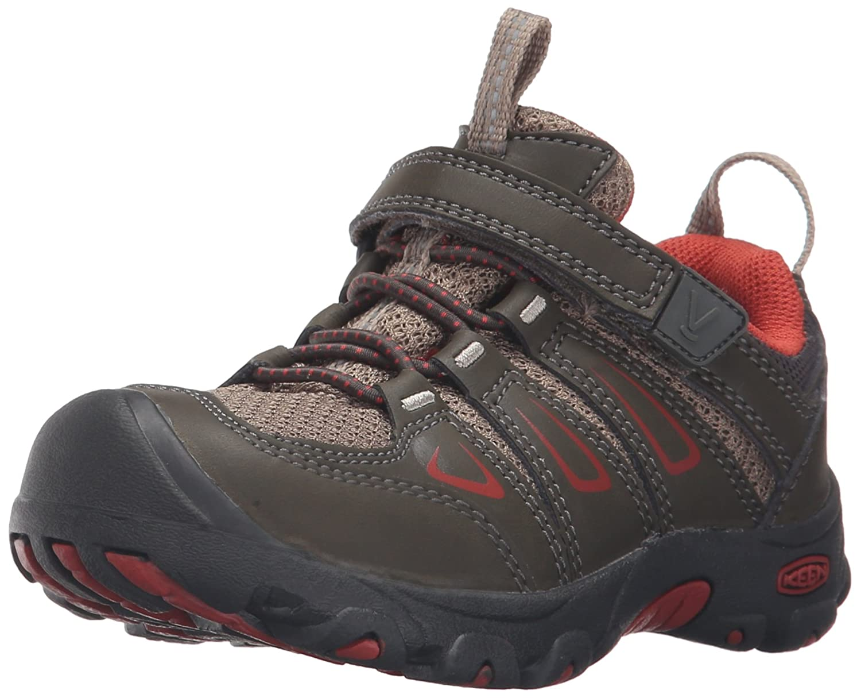 KEEN Unisex-Kinder Oakridge Niedrig Trekking-& Wanderhalbschuhe